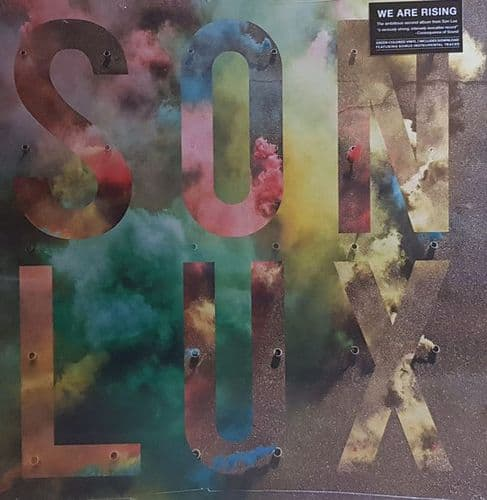 Son Lux<br>We Are Rising<br>LP, Ltd, RE, Clear